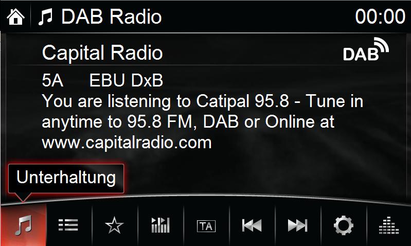 Dab Radio Empfang Karte.Mazda Infotainment
